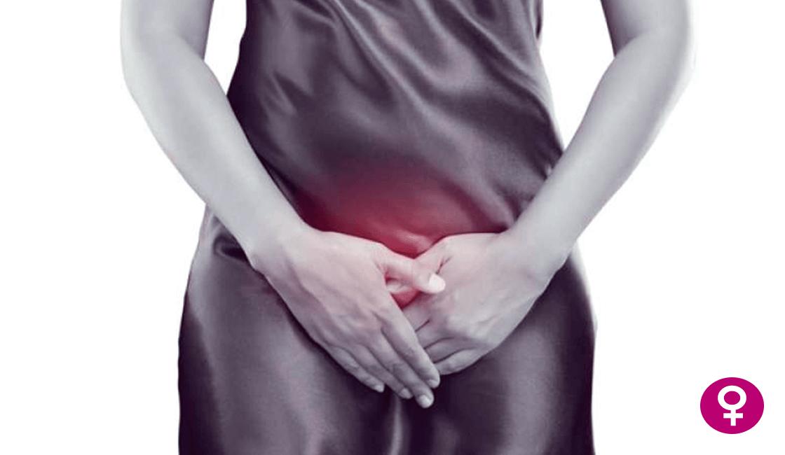 Ardor-y-dolor-Síntomas-de-verrugas-genitales-en-la-mujer