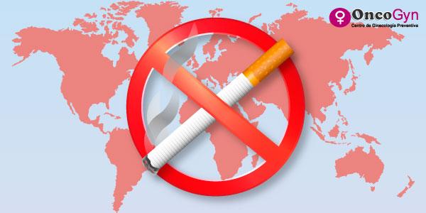FUMAR CIGARRO SE RELACIONA  CON UN  MAYOR RIESGO DE CÁNCER EN LA MUJER