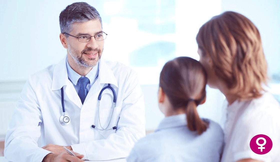 que edades aborda la ginecologia pediatrica