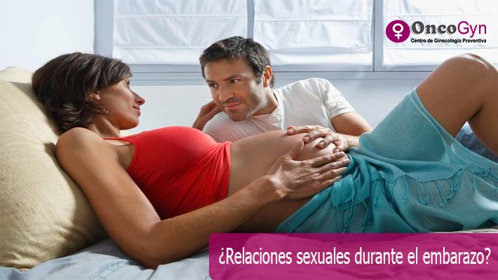 Relaciones sexuales durante el embarazo