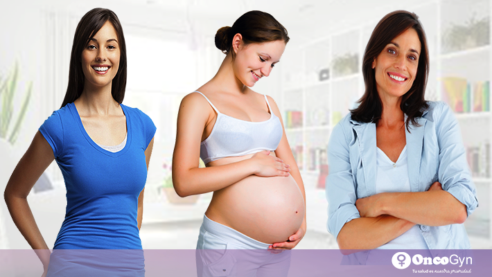 5 chequeos médicos para cada etapa de la mujer
