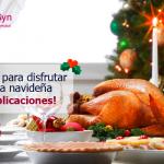 10 consejos para disfrutar de la cena navideña sin complicaciones
