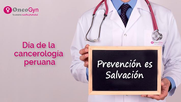 Día de la cancerología peruana: Prevención es Salvación