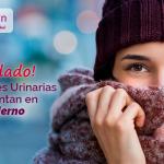 ¡Cuidado! Infecciones urinarias aumentan en invierno