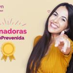 Ganadoras del sorteo Sé Prevenida 2018